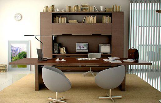 Cách sắp xếp nội thất văn phòng tối ưu diện tích cho không gian làm việc