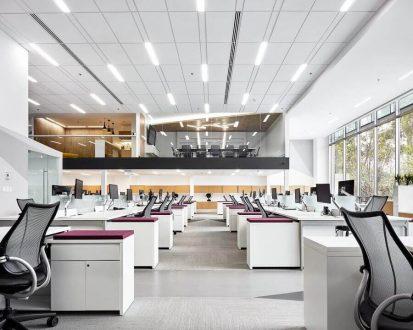 Thiết kế nội thất văn phòng là gì và sự cần thiết của các văn phòng đẹp