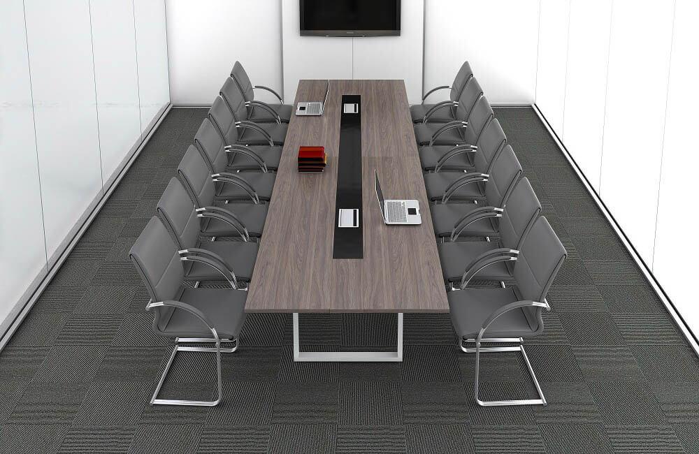 5 mẫu bàn phòng họp đẹp được ưa chuộng trong năm 2020 - 2021